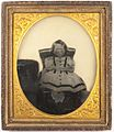 Relievo ambrotype of young girl - cleaned and reassembled (7908815598).jpg