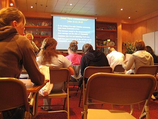 Religionclassroom