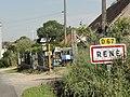 René (Sarthe) entrée.jpg