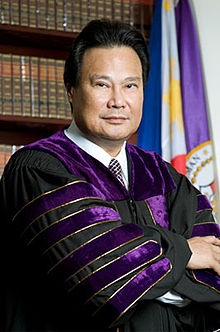 Updated: SC holds necrological services for former CJ Corona