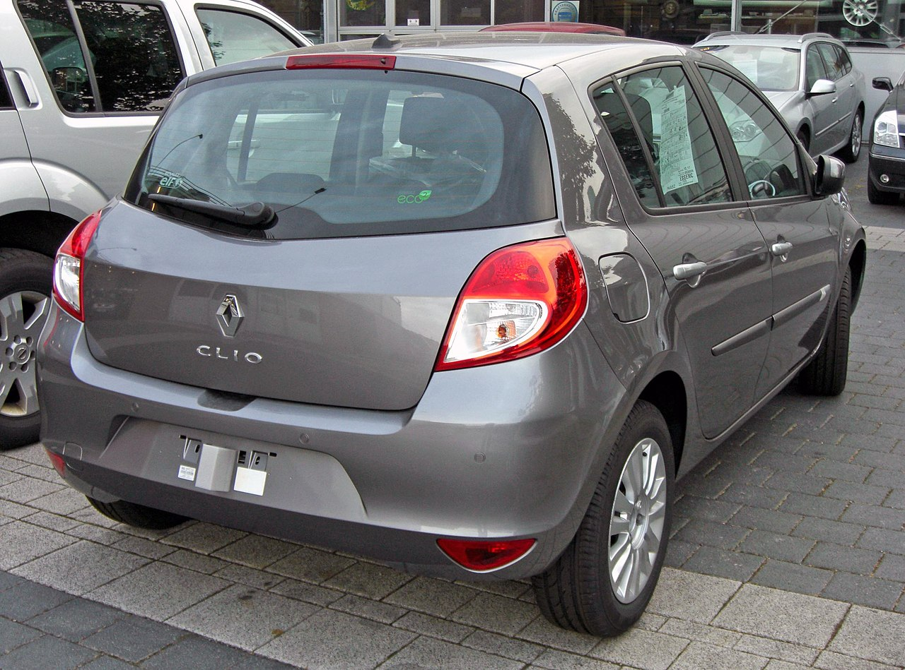 fichier renault clio iii facelift 20090603 rear jpg wikip dia. Black Bedroom Furniture Sets. Home Design Ideas