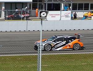 TDS Racing - Image: Renault Mégane Trophy, 2010 Brno WSR (37)