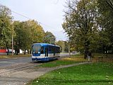 Renewed Osijek Tram.JPG