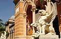 Retiro Park in Madrid - Palacio de Velázquez - 07.jpg