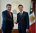 Reunión con Miguel Riquelme, Gobernador Electo de Coahuila.jpg