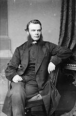 Revd W Jones, Llanfair Caereinion (MC)