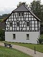 Rheinbach OT Neukirchen, Neukirchener Straße 18 Altes Pfarrhaus Rückseite (205).jpg
