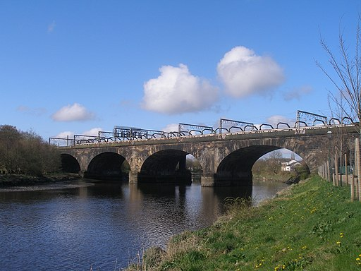 Ribble Viaduct, Preston