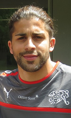 Ricardo Rodríguez (footballer) - Rodríguez with Switzerland in 2014