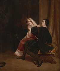 Hamlet and his Mother; The Closet Scene