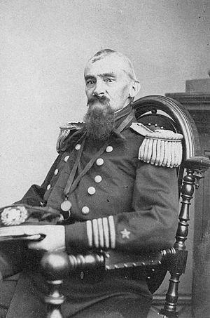 Richard Worsam Meade II - Captain R.W. Meade