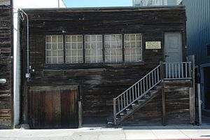 Cannery Row - The Pacific Biological Laboratories of Ed Ricketts on Cannery Row