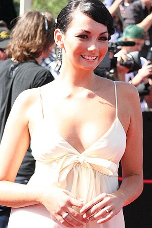 Ricki-Lee Coulter - Coulter on the red carpet of the 2006 ARIA Music Awards.