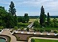 Rigny-Ussé Château d'Ussé Jardin 3.jpg