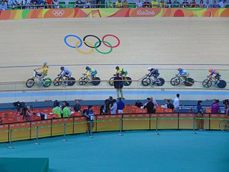 Cycling at the 2016 Summer Olympics – Women's Keirin - Final 7th–12th