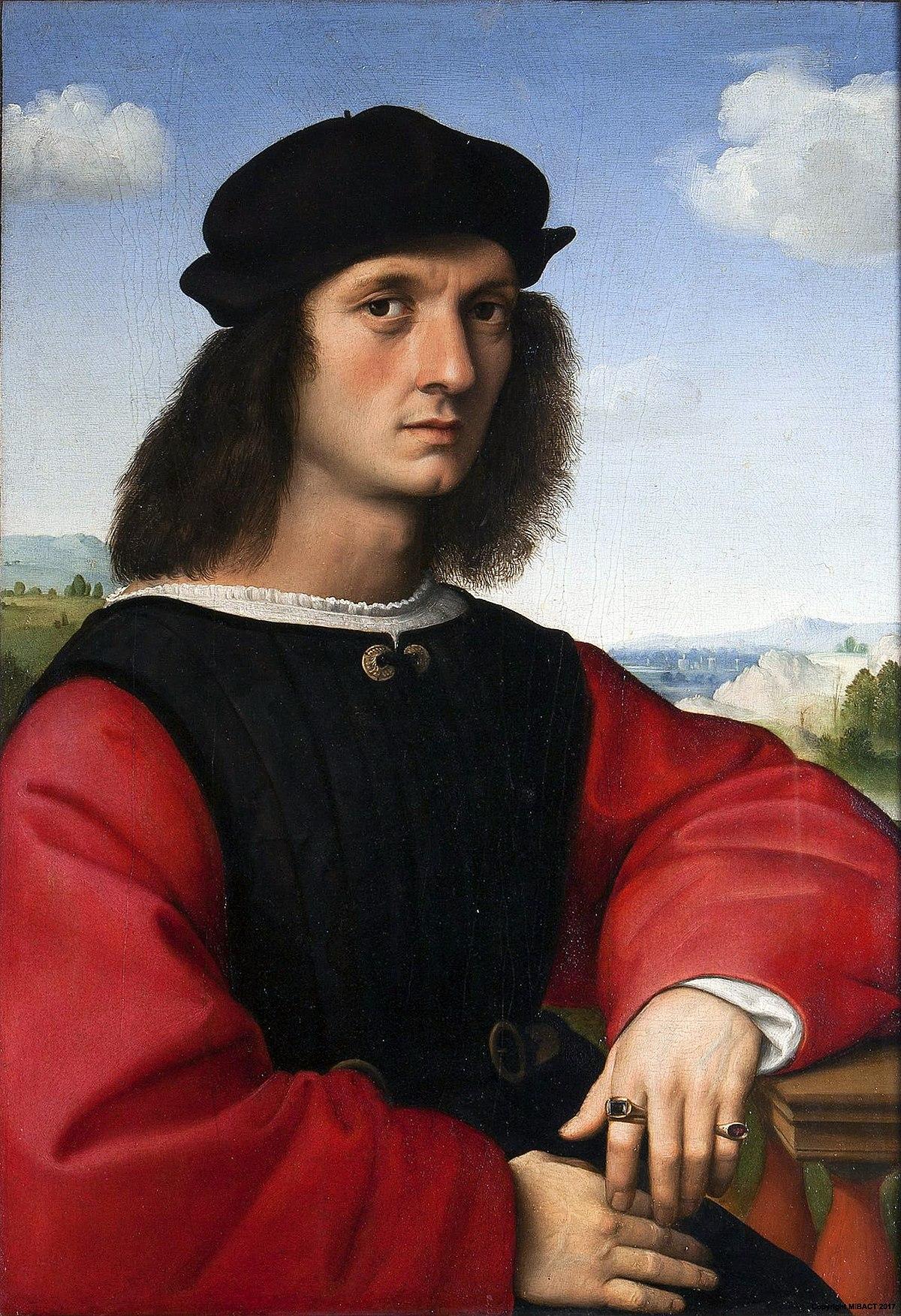 Ritratto di Agnolo Doni - Wikipedia