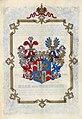 Ritterstandsdiplom - Güntner 1856 - Wappen.jpg