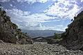 River Lengarica with Ura e Kadiut and Mount Nemërçka 01.jpg