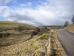 Road to Bridgend - geograph.org.uk - 1199333.jpg