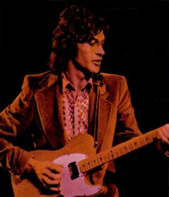 Rock of Ages (The Band album) - Image: Robbie Robertson (1971)
