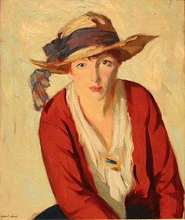 Marjorie Organ American painter