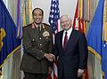 Robert M. Gates with Mohamed Hussein Tantawi, 080325-N-2855B-020 0ZEVF.jpg
