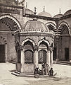 Robertson Beato Fountain in the Court of the Yeni Djami.jpg
