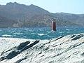 Rocher, mer et phare depuis Saint-Florent (3).jpg