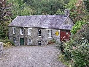 Rock Mill Llandysul - The mill in September 2007