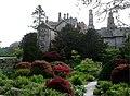 Rock garden, Sizergh Castle - geograph.org.uk - 331311.jpg