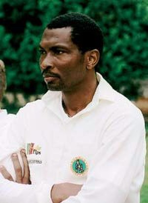 Guyana national cricket team - Roger Harper, cricketer turned coach