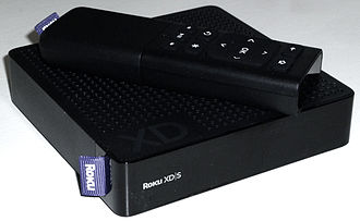 Home theater PC - Image: Roku XDS with Remote