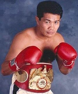 Rolando Bohol Filipino boxer