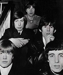 I Rolling Stones nel 1965