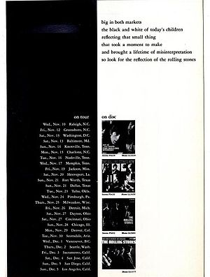The Rolling Stones 1965 tours - Image: Rolling Stones 1965 tour 2