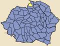 Romania interwar county Storojinet.png