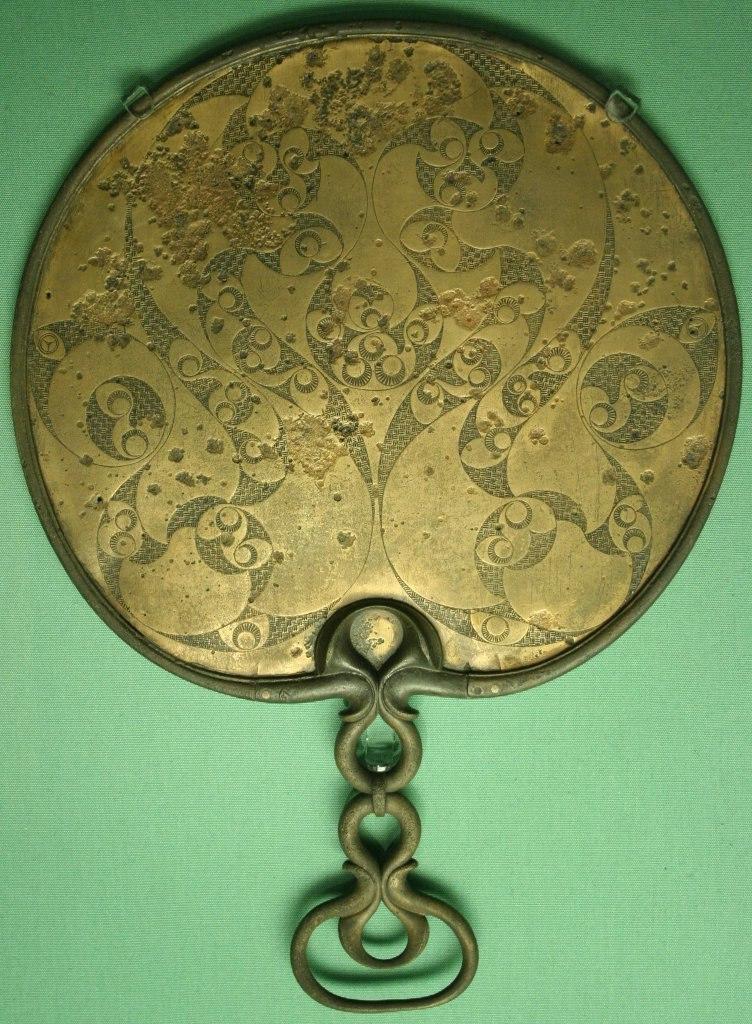 Romano-Celtic mirror (Desborough)