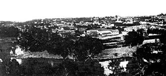 Rome, Georgia - Rome in 1864, during the occupation by Union forces