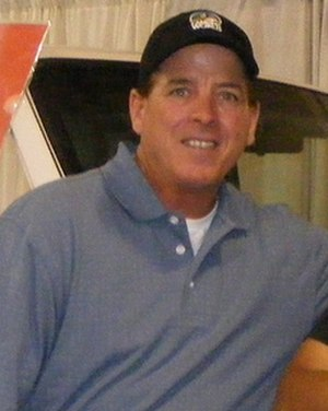 Ron Hornaday Jr. - Image: Ron Hornaday Jr 2008