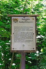 Ronsdorfer Talsperre oder Saalbachtalsperre.jpg