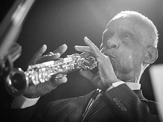 Roscoe Mitchell - At the 2017 Kongsberg Jazzfestival