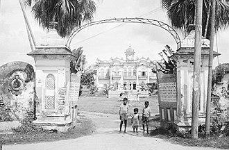 Rose Garden Palace - Image: Rose Garden Dhaka (2)