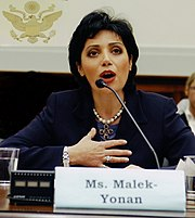 Rosie Malek-Yonan Congress