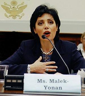 Rosie Malek-Yonan - Congressional Testimony, June 30, 2006
