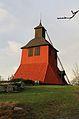 Roslags-Bro kyrka klockstapel 2011.JPG