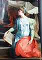 Rosso, sposalizio della vergine, 1523, 12.JPG