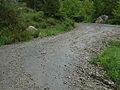 Route engravée (Entrepierres).JPG