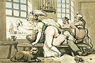 Thomas Rowlandson -  Bild
