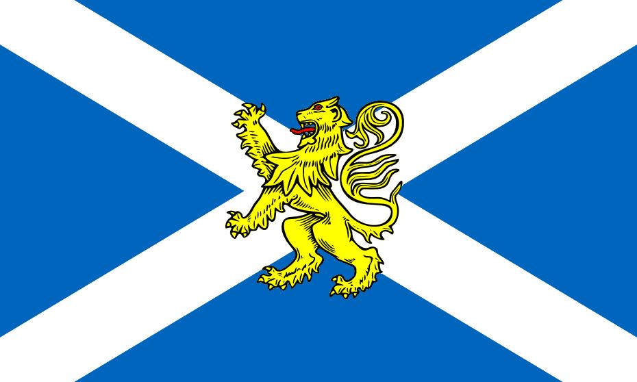 Royal Regiment of Scotland Flag