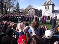 Royal Visit Dundurn Castle Tree Planting.JPG